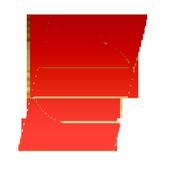 Tiket Kereta Apps New icon