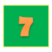 Flash-card Swipe 123 icon