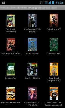 Comics Reader poster