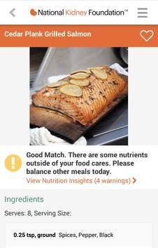 My Food Coach apk screenshot