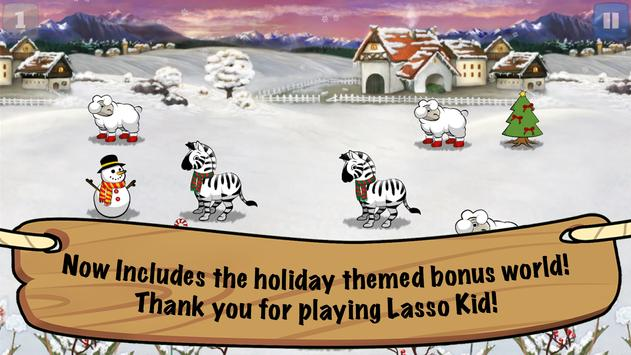 Lasso Kid screenshot 4