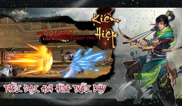 Kiem Hiep PK - Thiên Kiếm apk screenshot
