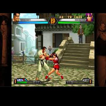 Tips For King of the Fighters 2002 screenshot 2