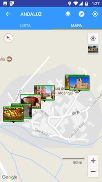 Audioguía GPS Andaluz (Soria) apk screenshot