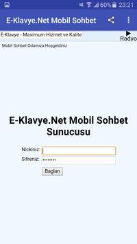 Mobil Sohbet apk screenshot