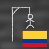 Ahorcado Colombia icon