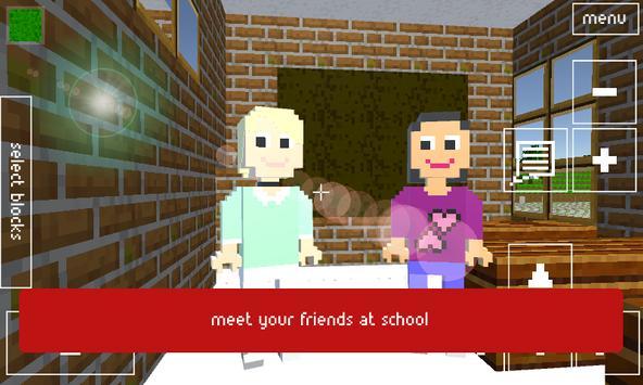 School Craft Girls and Boys screenshot 2