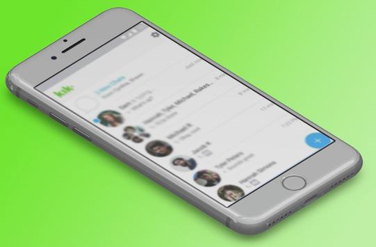 Kik plus Messenger screenshot 2
