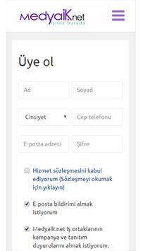 Medyaik.net apk screenshot