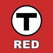 MBTA Red Line Tracker icon
