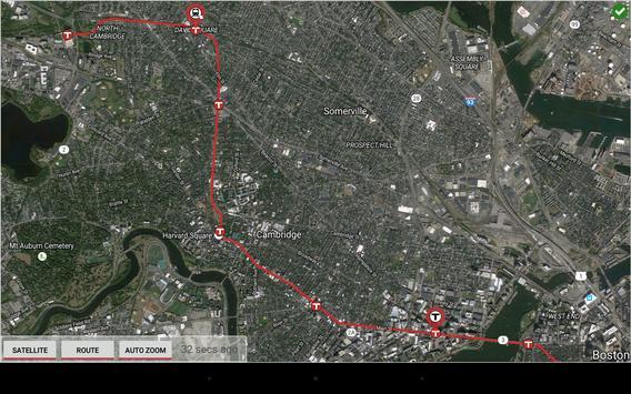 MBTA Red Line Tracker apk screenshot
