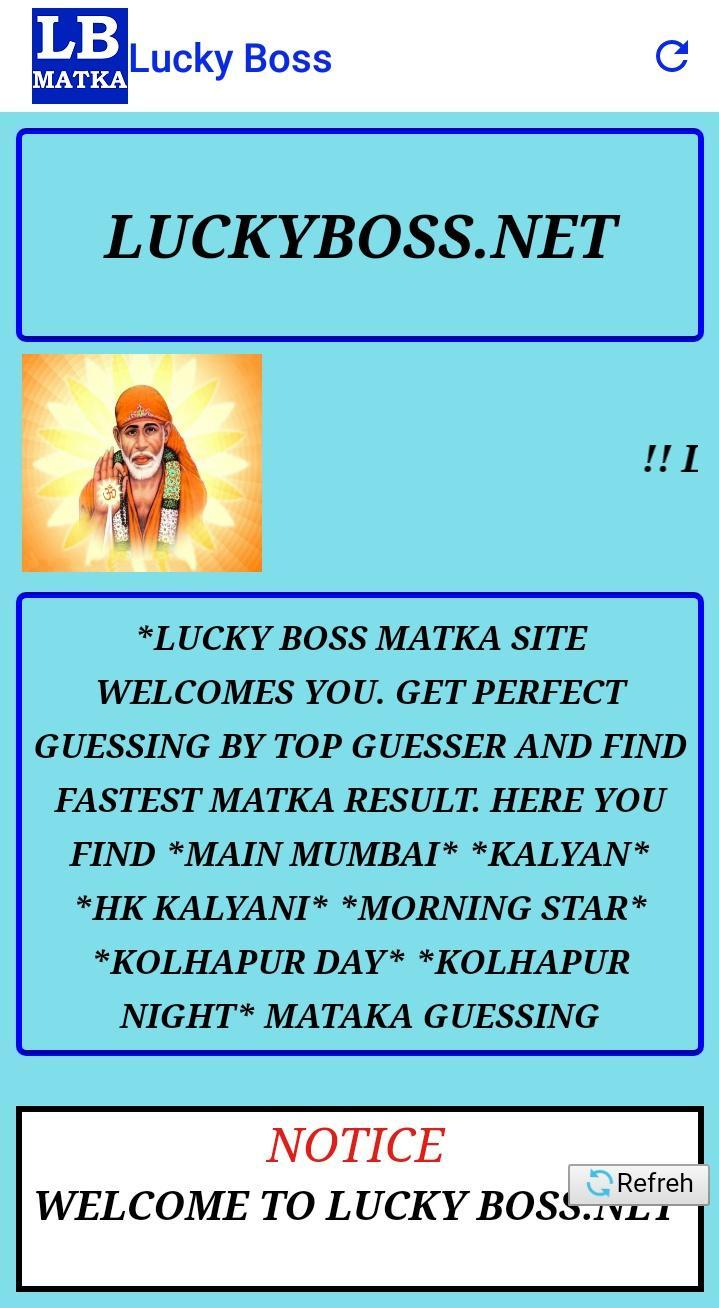 LUCKY MATKA for Android - APK Download