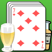 Waterfall - Drinking Game HD icon