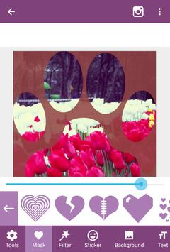 Photo Shapes instapic apk screenshot