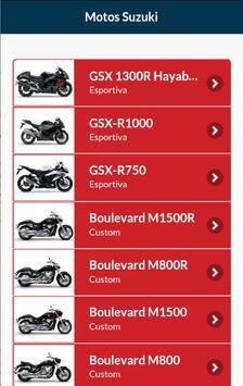 Suzuki Motos screenshot 11