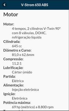 Suzuki Motos screenshot 4