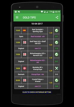Betting TIPS VIP: DAILY TIPS ! poster