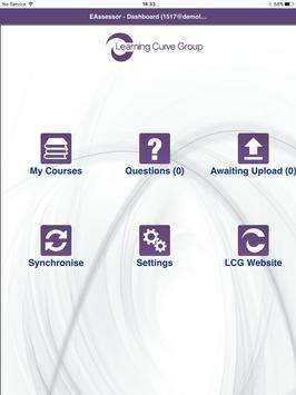E-Assessor apk screenshot
