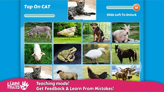 Kids Learn Farm Animals screenshot 2
