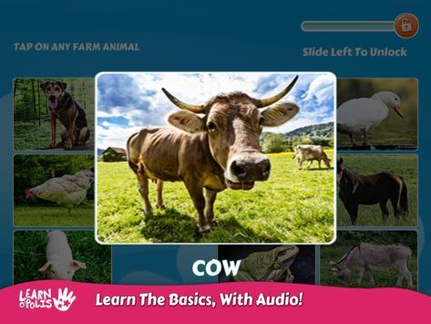Kids Learn Farm Animals screenshot 6