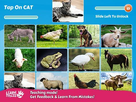 Kids Learn Farm Animals screenshot 7