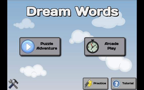 Dream Words FREE apk screenshot