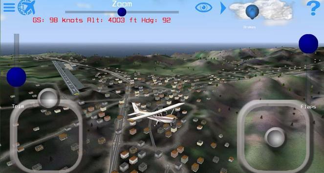 Leo's Flight Simulator Canary poster