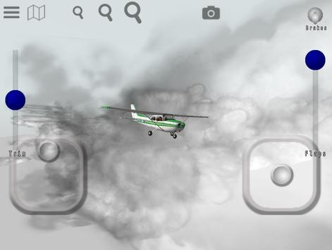 Leo's Flight Simulator Canary apk screenshot