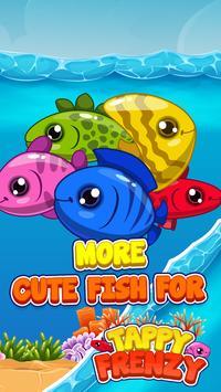 Tappy Frenzy : Fish Edition screenshot 1