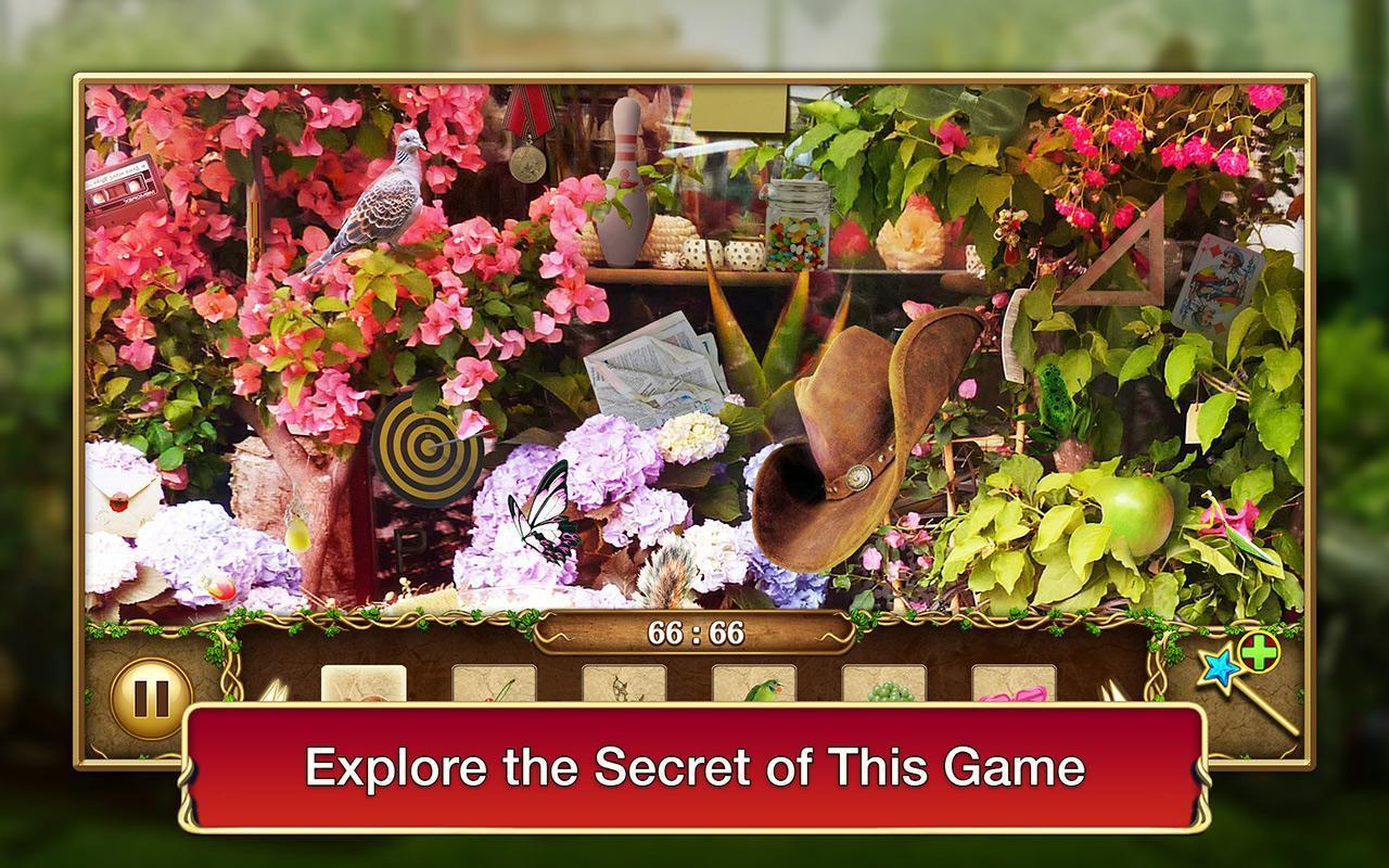 Hidden Objects: Messy Garden APK تحميل - مجاني الألغاز ألعاب ...
