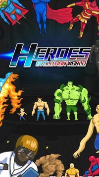 Heroes Evolution World screenshot 10