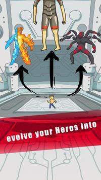 Heroes Evolution World screenshot 1