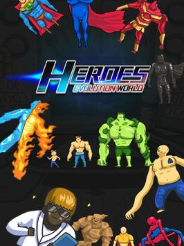 Heroes Evolution World screenshot 5