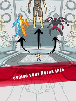 Heroes Evolution World screenshot 6