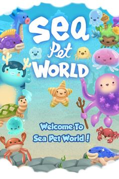Sea Pet World poster