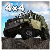 4x4 OffRoad SUV Simulator icon