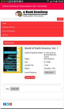 Ebook Gemilang screenshot 4