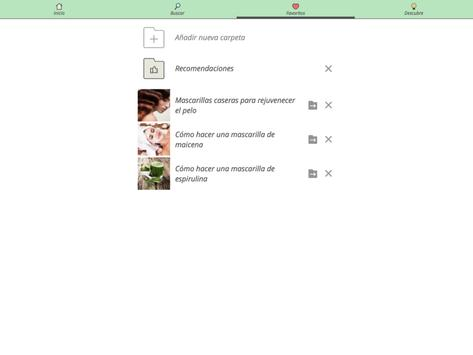 Mascarillas caseras de belleza screenshot 15