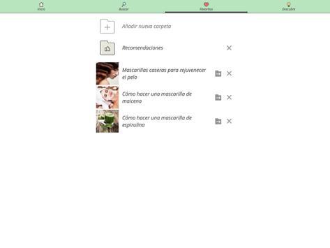 Mascarillas caseras de belleza screenshot 23