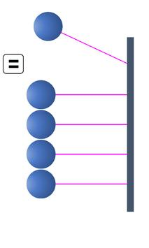 Newton's Cradle apk screenshot