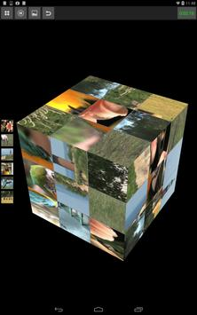 Video Puzzle Cube apk screenshot