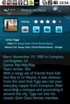 Torix Music screenshot 2