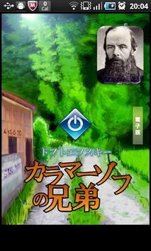 カラマーゾフの兄弟 poster