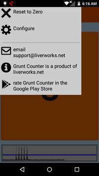 Grunt Counter screenshot 5