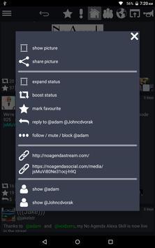 NoAgendaSocial.com App screenshot 2