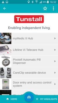 Healthcare at Home Innovation Hub screenshot 1