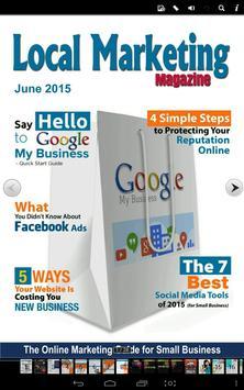 Local Marketing Magazine poster