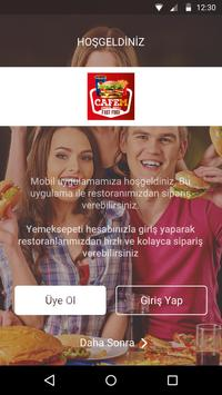 Cafem Fast Food apk screenshot