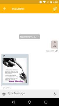 CUB Secure Messenger (Unreleased) screenshot 2