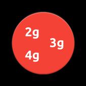 2g-3g-4g icon